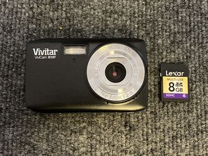 Vivitar 10.1mp Digital Camera with 2.4 inch Full Touch Screen for Sale in Albuquerque, NM
