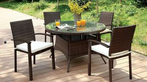 "5 pc Patio Furniture ...""For Sale"" for Sale in Fresno, CA"