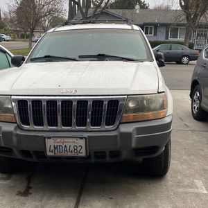 2000 Jeep Grand Cherokee for Sale in Ceres, CA