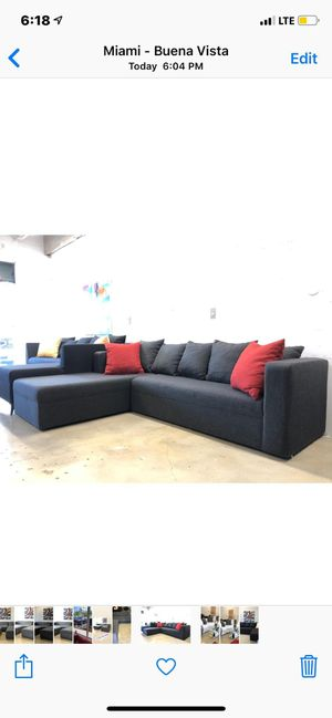 Sectional Sofa couch for Sale in Florida City, FL