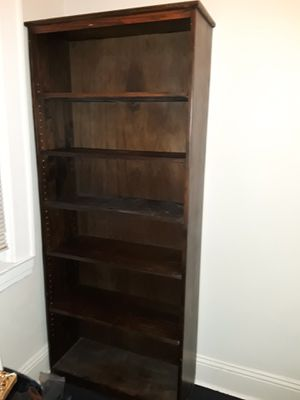 Hardwood Bookshelves for Sale in Queens, NY