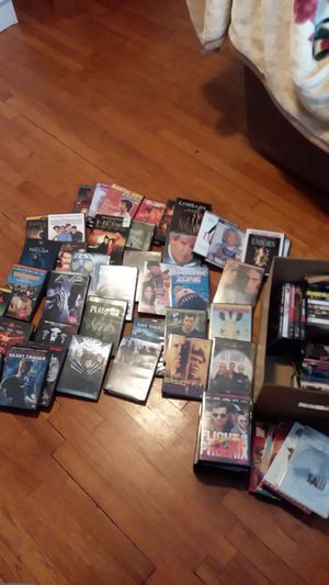 CD movies 5 dollar each for Sale in Bridgeport, CT