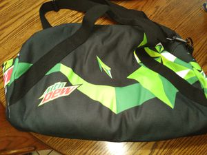 Mountain Dew Duffle Bag for Sale in VLG WELLINGTN, FL