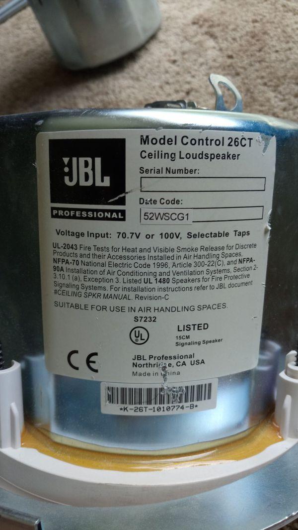 Vendo bocinas JBL PTOFECIONALES