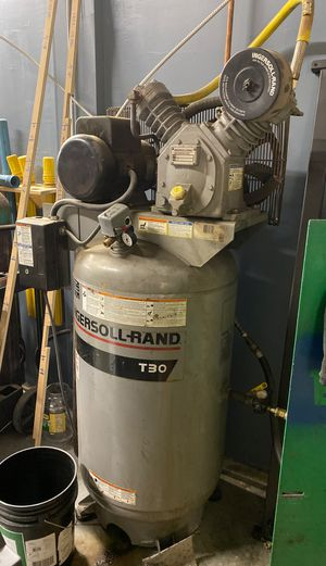Ingersoll-rand t30 80 gallon compressor for Sale in Tamarac, FL