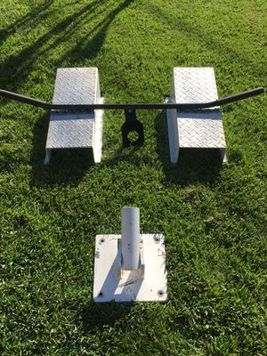 Weight lifting back exercise equipment for Sale in Upland, CA