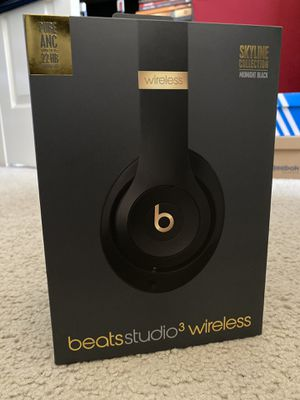 2019 Beats Studio3 Wireless Headphones for Sale in Duncanville, TX