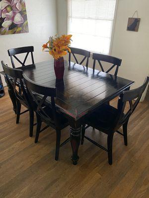Dining table set for Sale in San Bernardino, CA