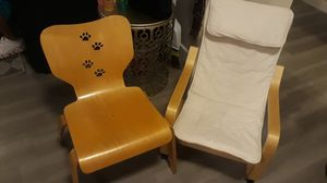 2 toddler kid baby chairs for Sale in Phoenix, AZ