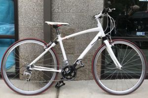 "18"" Specialized BG Roulux 2 full suspension hybrid bike for Sale in Lynnwood, WA"