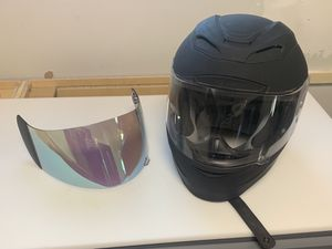 Icon Armada motorcycle helmet Size: large for Sale in Fresno, CA