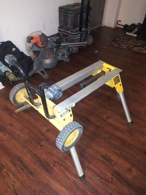 Stand table saw for Sale in Washington, DC