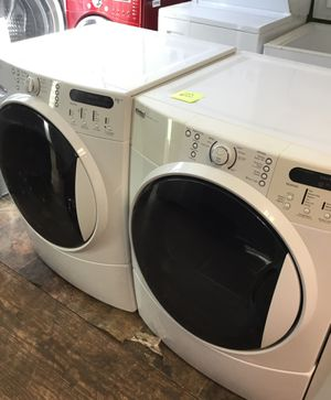 KENMORE washer and dryer are working perfectly please call me {contact info removed} or come at Duke 2429 Monroe ne 87110 for Sale in Albuquerque, NM