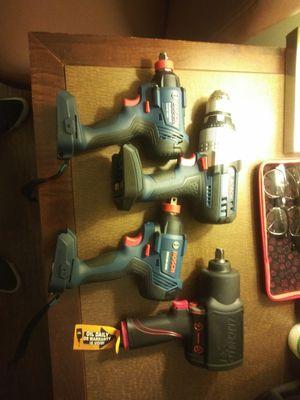 Bosch drills for Sale in Detroit, MI
