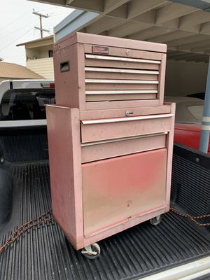 Tool Box for Sale in Salinas, CA