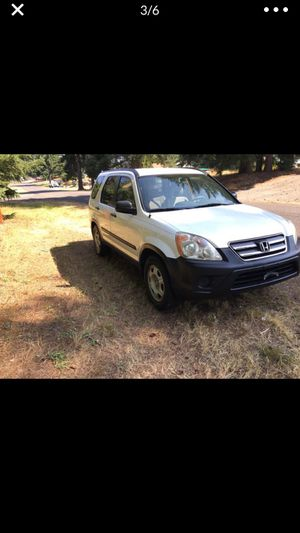 2005 Honda CR-V for Sale in Spanaway, WA