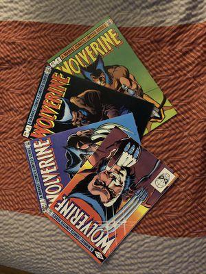 Wolverine comics for Sale in Amarillo, TX