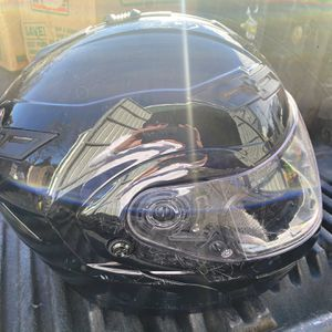 Motorcycle Helmet With Bluetooth for Sale in Portland, OR