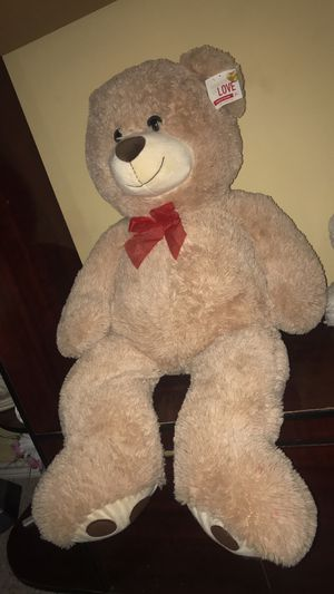 Big brand new teddy bear for Sale in Houston, TX