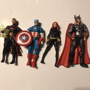 Marvel Legends Avengers for Sale in Calimesa, CA