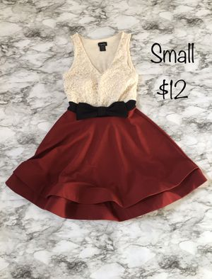 Fancy Rue21 dress size small; never worn for Sale in Bothell, WA
