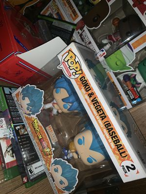 Pop Funko Figures Mostly DragonBall Z for Sale in Chicago, IL