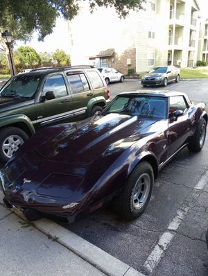 1978 Chevy Corvette for Sale in Orlando, FL