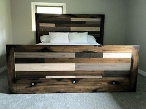 Custom Headboards, Bedframes, Island Countertops, Live edge tables, custom office furniture and more! for Sale in Niwot, CO