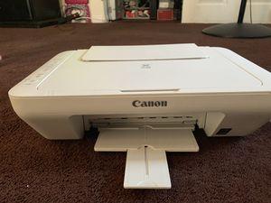 Canon pixma printer for Sale in Whittier, CA