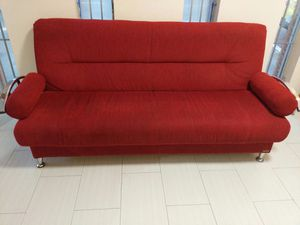Red Sleeper Sofas / Couch / Futons for Sale in Miami, FL