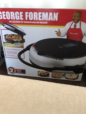 *NEW* George Foran 360 Grill Platinum for Sale in Aspen Hill, MD