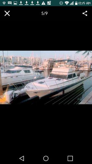 Viking 43' twin cabin yatch 1978 for Sale in Marina del Rey, CA