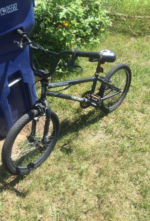 Black mongoose bmx bike for Sale in Grawn, MI