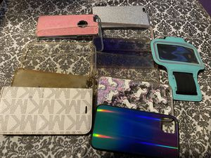 Various IPhone cases 6-11 for Sale in Lynwood, CA