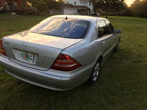 2000-2006 Mercedes s class , completely car parts for sale for Sale in Orlando, FL