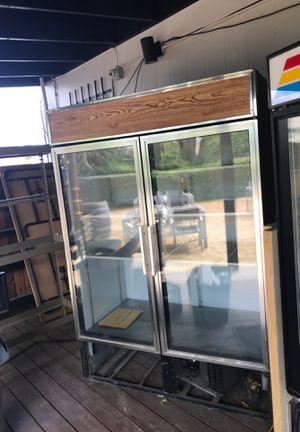 Large two door fridge display for Sale in Woodbridge, CA