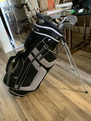 Ping golf clubs and bag for sale for Sale in Los Angeles, CA