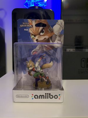 Fox Super Smash Bro's Amiibo for Sale in Oceanside, CA