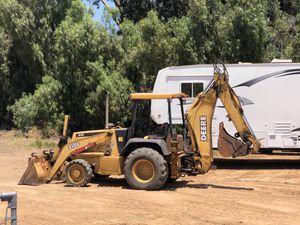 Deere 310e backhoe loader tractor for Sale in El Cajon, CA