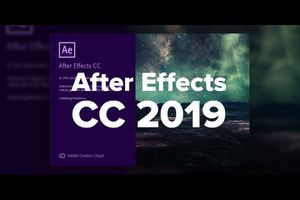 Adobe After Effects CC 2019 + Tutorials 16gb USB Drive for Sale in Colorado Springs, CO