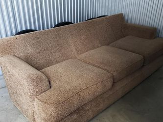 Brown big couch for Sale in Catonsville,  MD