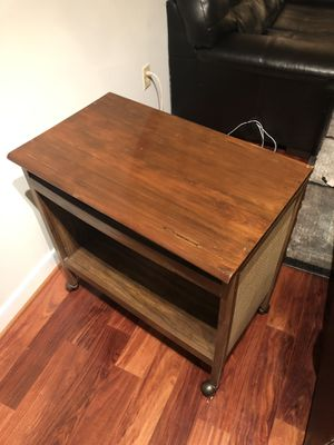 Rolling small table for Sale in Washington, DC