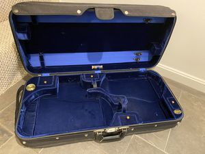 Bobelock Violin/Viola double case for Sale in Falls Church, VA