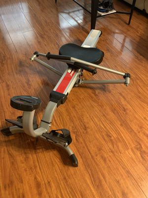 Rowing Work Out Machine for Sale in Dallas, TX