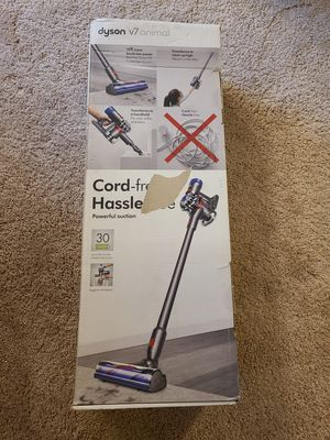 Dyson v7 animal cordless for Sale in Rahway, NJ