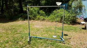 Business industrial clothing rack. for Sale in Rincon, GA