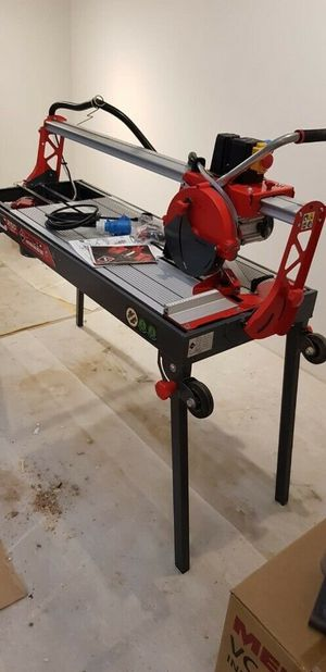 Rubi DC 250 Tile saw for Sale in Weldon Spring, MO