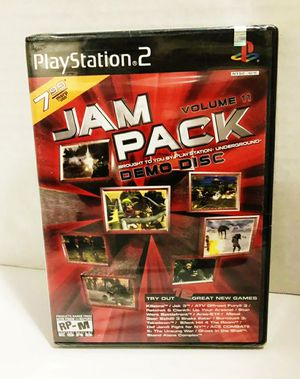 JAMPACK⚡Brand NEW & Y Sealed - Vol. 11 - Sony PlayStation 2 (PS2) !! for Sale in Tampa, FL