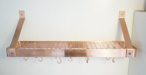 Copper pot / pan rack for Sale in Los Angeles, CA