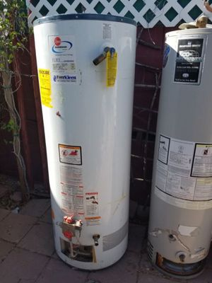 New and Used - Gas/Electric Water Heaters 😁 for Sale in North Las Vegas, NV